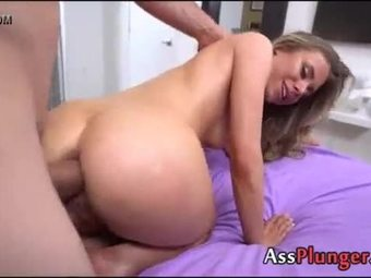Hot Blonde Stepsister Anya Olsen AnalSex